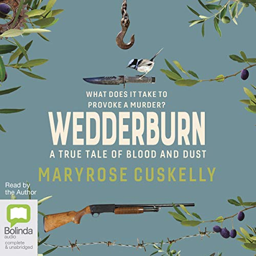 Wedderburn audiobook cover art