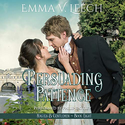 Persuading Patience cover art