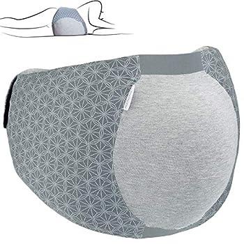 Babymoov Dream Belt Sleep Aid | Maternity Sleep Support & Wedge for Ultimate Comfort During Pregnancy  Medium/X-Large   Grey
