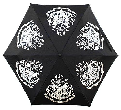 Harry Potter Regenschirm, Mehrfarbig, 27 x 12 x 10,2 cm