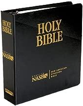 Loose-Leaf Bible-NASB-Wide Margin (2005-07-01)