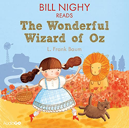 Bill Nighy reads The Wonderful Wizard of Oz (Famous Fiction) cover art