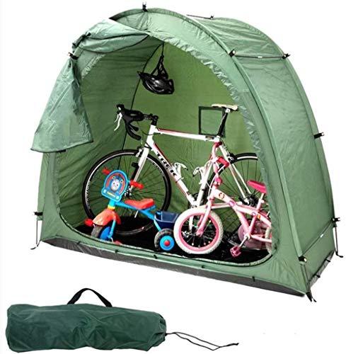 Tienda Multifuncional para Bicicletas al Aire Libre Toldo portátil para Bicicletas con Bolsa de Transporte Sello de Cremallera Impermeable A Prueba de Polvo y protección contra Insectos Fantastic