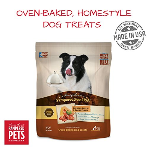 Pampered Pets USA - Oven-Baked Dog Treats, Soft and Delicious Peanut Butter...