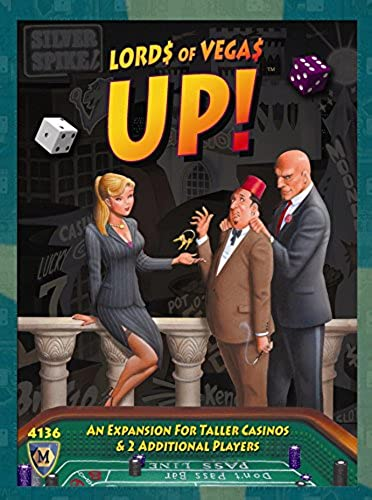 Mayfair - 331732 - Lords Of Vegas - Up Expansion