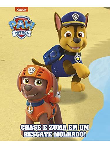 Patrulha Canina: Chase e Zuma em um resgate molhado