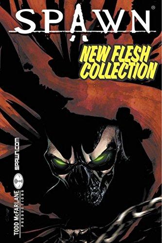 Spawn: New Flesh: New Flesh Collection by Brian Haberlin (Artist), David Hine (10-Jan-2008) Paperback