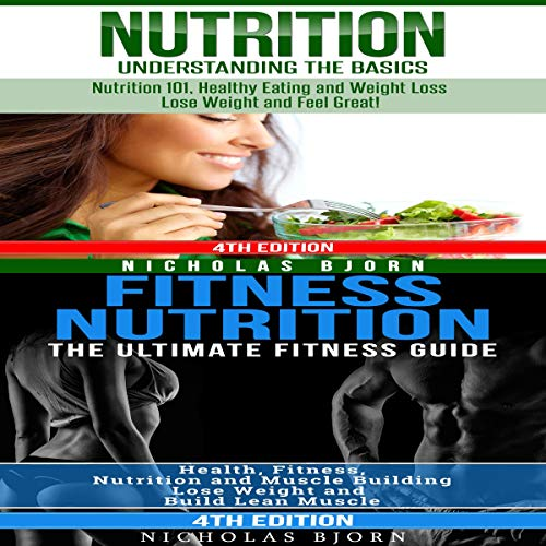 Nutrition & Fitness Nutrition audiobook cover art