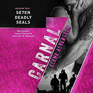 Carnal audiobook cover art
