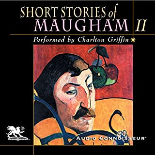 Short Stories of William Somerset Maugham, Volume 2 audiobook cover art