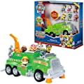 PAW PATROL Paw Paw Paw VHC Team Rescue Rocky UPCX GML, 6052962, Multicolor de Spin Master