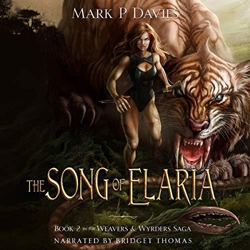 The Song of Elaria cover art