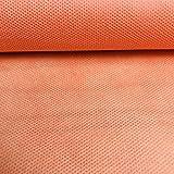 LAS TELAS ... Pack TNT Colores 3Mtrs, Tejido sin Tejer, Tejido no Tejido, Tejido para Ropa Desechable Médica. Ancho 0,80 Mtr. 70Grms. (Coral)