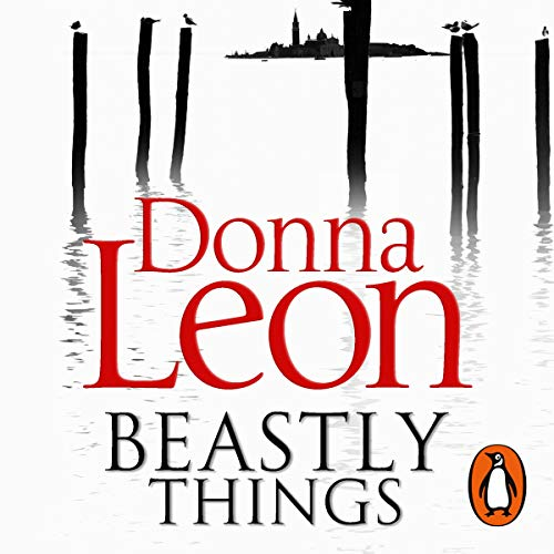 Couverture de Beastly Things