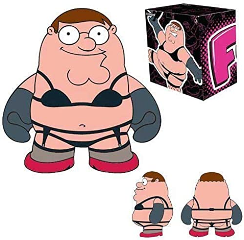 Kidrobot X Family Guy 7  Intimate Apperal Peter Vinyl Figure by Kidrobot