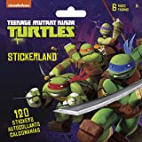 Trends International TMNT Turtles Mini STICKERLAND Pad - 6 Page