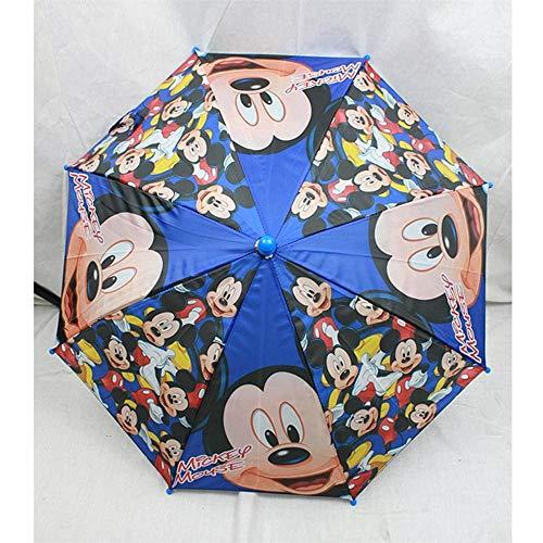 Dark Blue Mickey Mouse Umbrella - Mickey Kids Umbrella