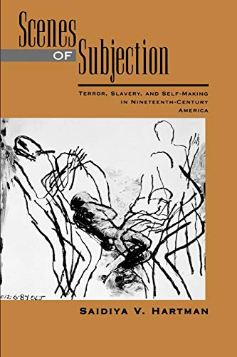 Scenes of Subjection: Terror, Slavery, and Self-Making in Nineteenth-Century America (Race and American Culture)