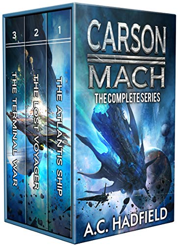 Carson Mach: The Complete Series