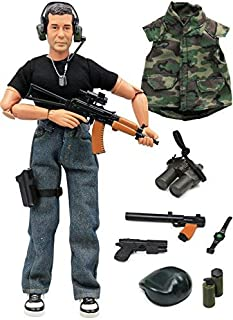 Click N' Play Military Green Beret Elite Swat Unit 12