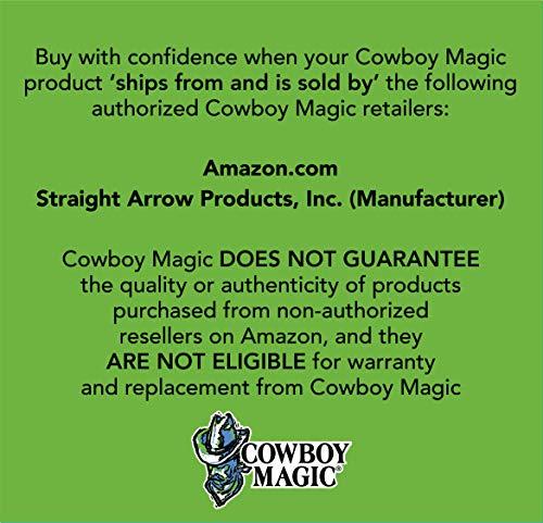 COWBOY MAGIC Unisex's Detangler Shine, White, 118 ml