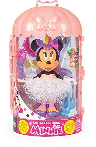 IMC Toys 185746MI - Minnie Maus Fashion Puppe Einhorn