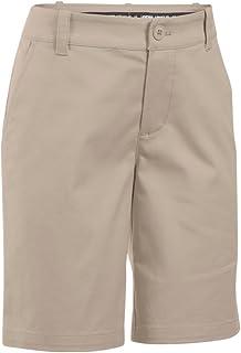 Under Armour Girls' Pre-School UA Uniform Chino Shorts