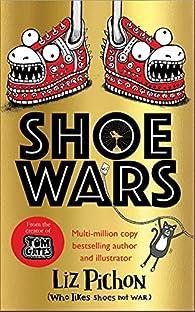 Shoe wars par Liz Pichon