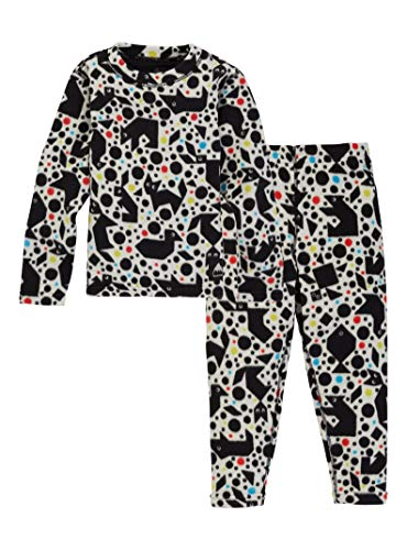 Burton Unisex-Child Fleece Base Layer Set
