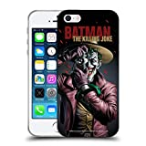 Head Case Designs Officiel Batman DC Comics The Killing Joke Couvertures Célèbres De Livre Comique Coque en Gel Doux Compatible avec iPhone 5 iPhone 5s iPhone Se