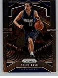 2019-20 Prizm NBA #28 Steve Nash Dallas Mavericks Official Panini Basketball Trading Card
