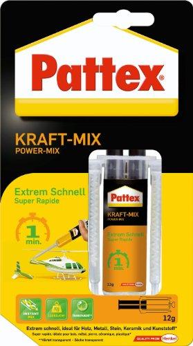Pattex Kraft Mix Extrem Schnell 12 g, PK6SS