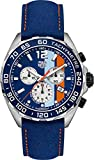 TAG Heuer Formula 1 Gulf Racing Special Edition Watch - CAZ101N.FC8243