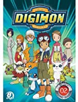 Official Digimon Adventure Set: Complete Second [DVD] [Import]