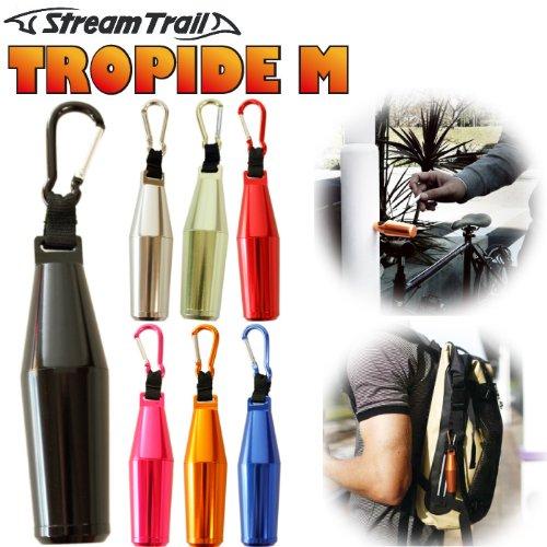StreamTrail ストリームトレイル モバイルアッシュトレイ 携帯灰皿 アウトドア TROPIDE ワンサイズイエロー/YELLOW