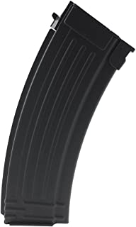 SportPro 500 Round Metal High Capacity Magazine for AEG AK47 AK74 Airsoft – Black