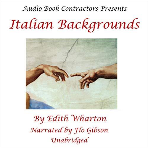 Couverture de Italian Backgrounds