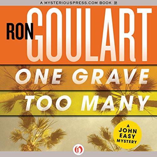 One Grave Too Many audiobook cover art