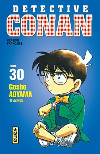 Détective Conan - Tome 30