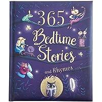 365 Bedtime Stories & Rhymes Children's Hardcover Book by Cottage Door Press