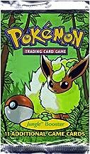 Best pokemon jungle set booster pack Reviews
