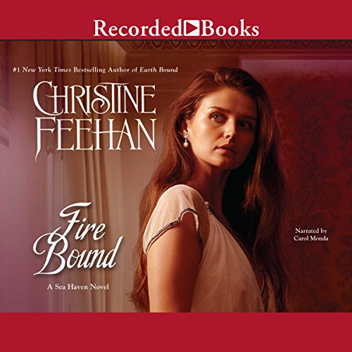 Fire Bound audiobook cover art