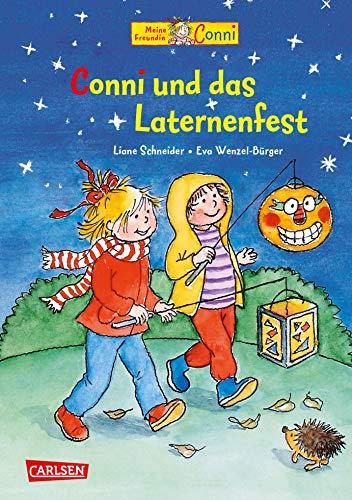 Conni-Bilderbücher: Conni und das Laternenfest: Mini-Bilderbuch