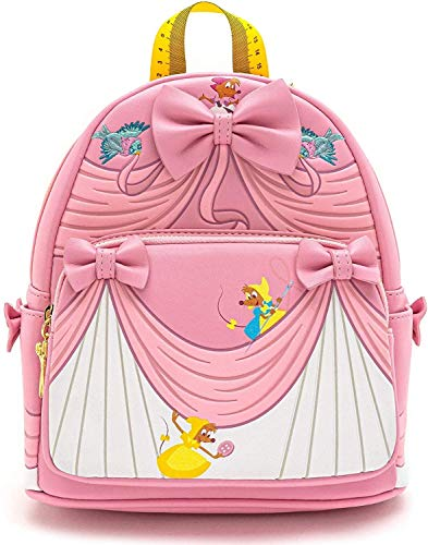 Loungefly Disney Cinderella 70th Anniversary Dress Mini Backpack