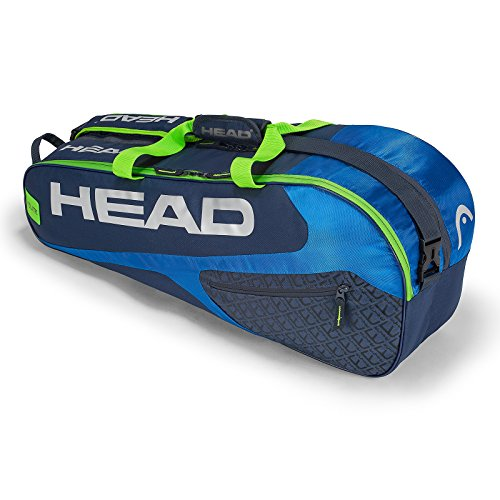 Head Elite 6R Combi–Bolsa Raquetas Tenis, Color