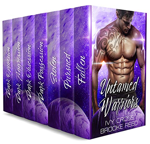 Untamed Warriors: A Sci-Fi Alien Abduction Romance Boxset (English Edition)