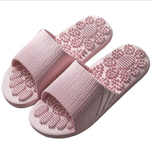 Veluckin Reflexology Foot Massager Tools,Acupressure Massage Slippers Shoes...