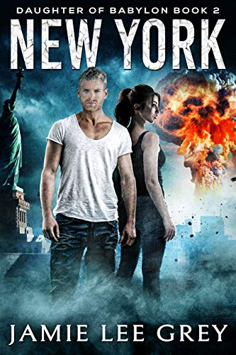 Daughter of Babylon, Book 2: New York by [Jamie Lee Grey]