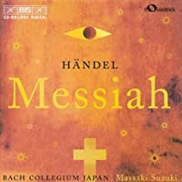 Messiah by GEORGE FRIDERIC HANDEL