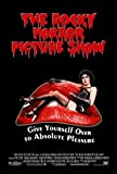 THE ROCKY HORROR PICTURE SHOW MOVIE POSTER PRINT APPROX